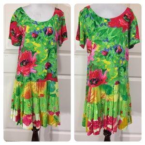 """Jams World """"Flower Friends"""" dress"""